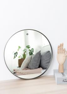 Society of Lifestyle Mirror House Doctor Reflection Black 40 cm Ø