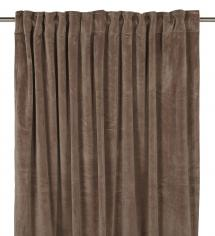 Fondaco Multiway Curtains Velvet - Brown 2-pack