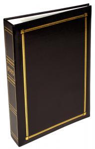 """Focus Classic Line Super Album Black - 200 Pictures in 10x15 cm (4x6"""")"""