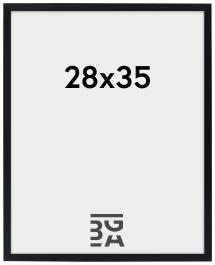 Edsbyn Black 28x35 cm