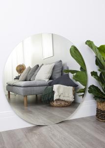 KAILA KAILA Round Mirror 100 cm Ø