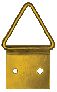 Bubola e Naibo Picture hanger Medium - 5-pack